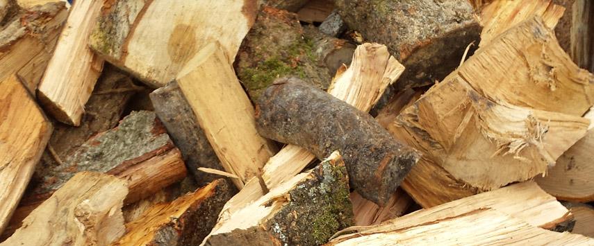 high quality seasoned wood